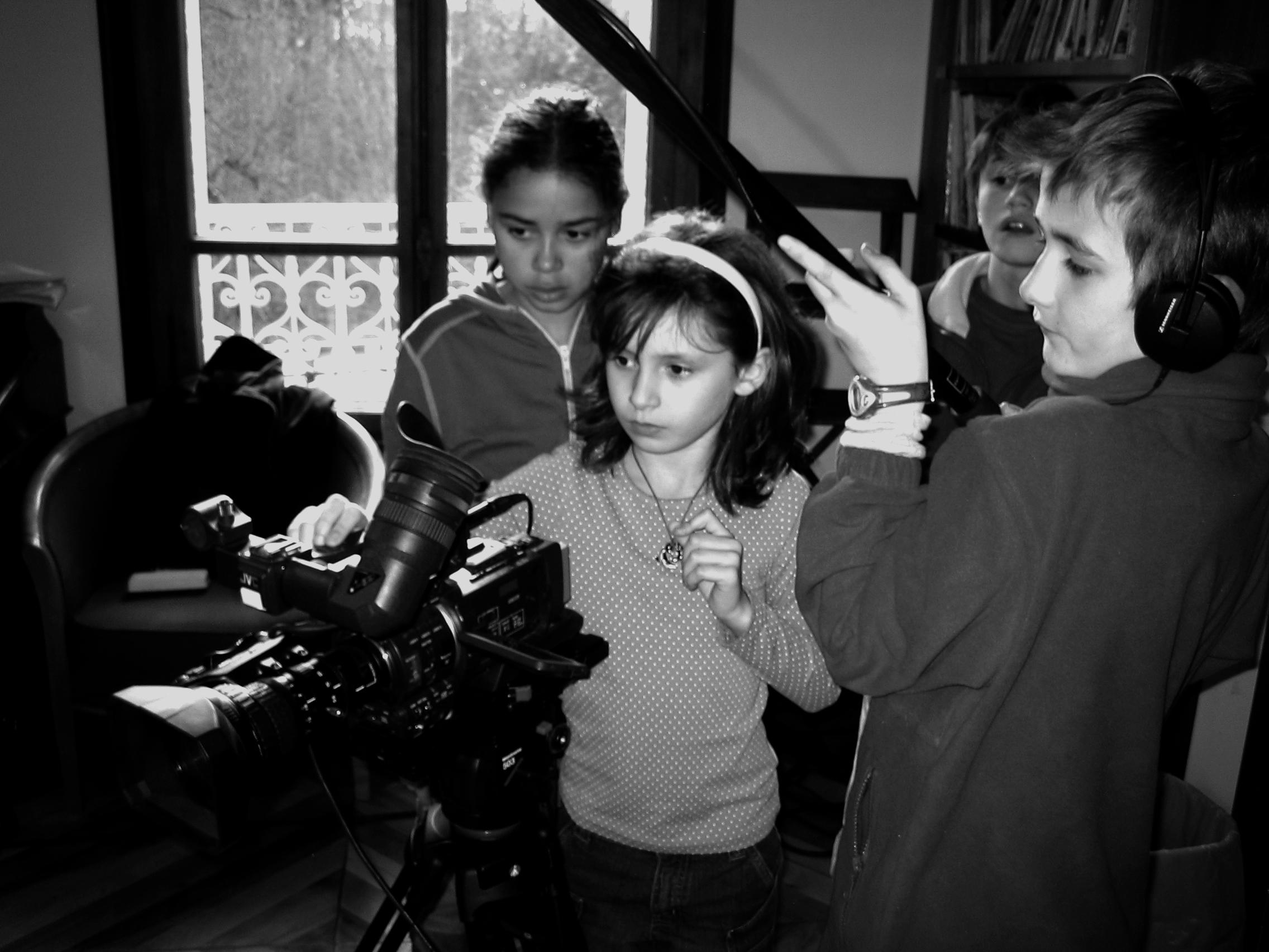 atelier cinéma projet pédagogique
