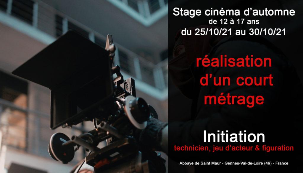 atelier cinema ado
